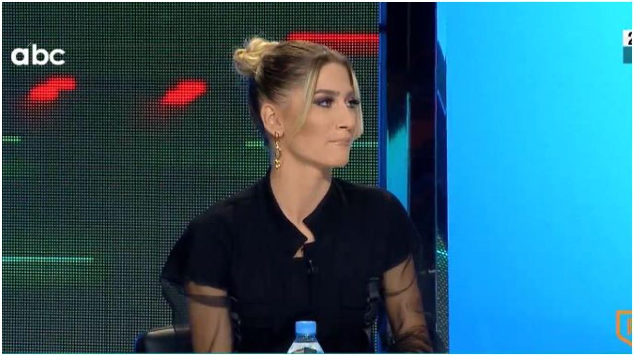 """Kejsi Tafili: Shqipërisë iu """"vodhën"""" dy penallti, u përdor ligji i kompensimit"""