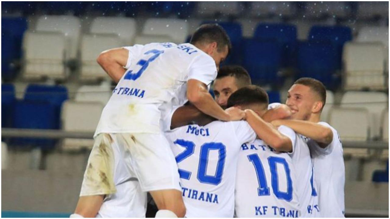 """Europa League/ Egbo zgjedh 11 """"luftëtarët"""", Tirana gati për duelin me Young Boys"""