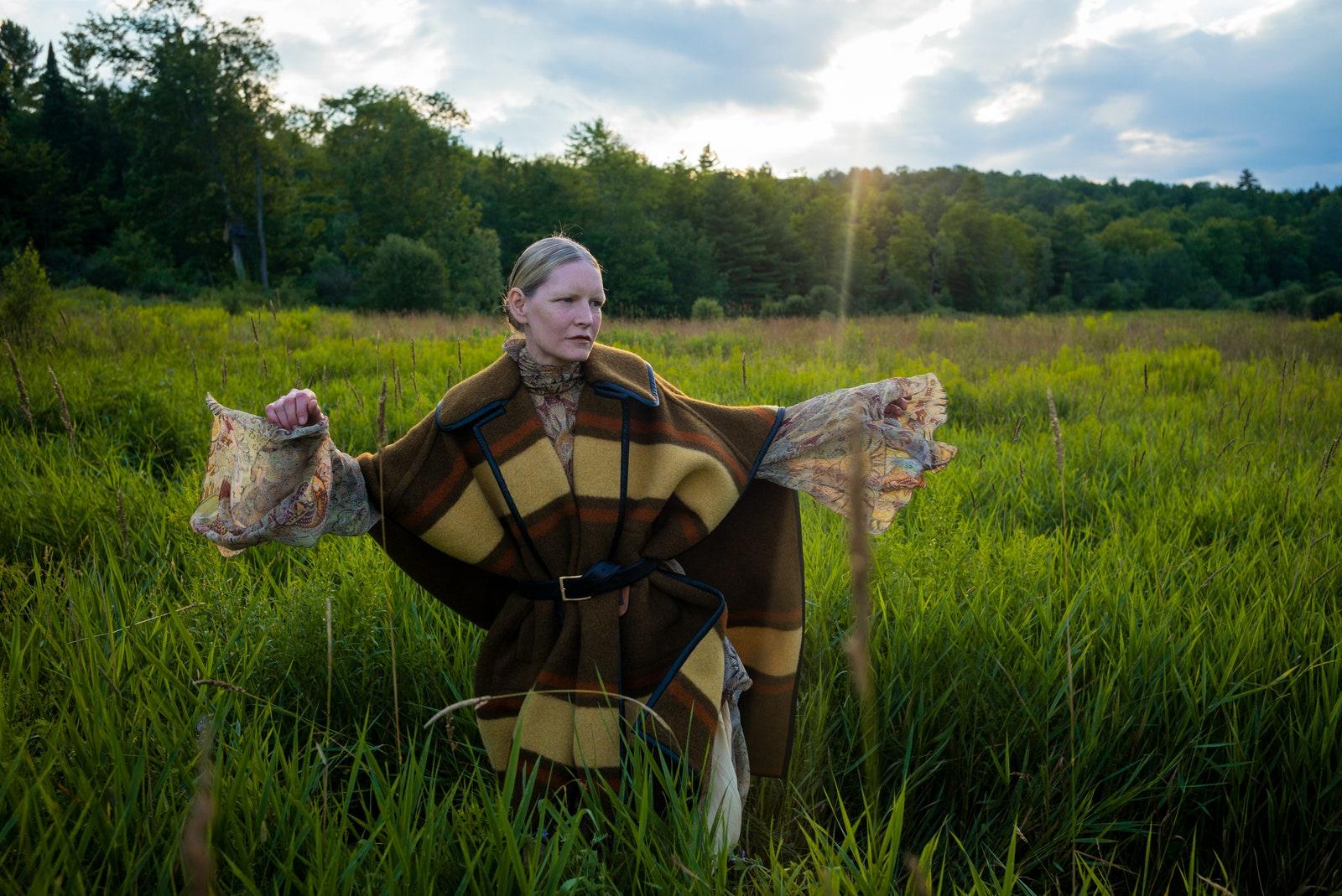 Kur pasioni triumfon mbi gjithçka, historia e modeles që zgjodhi të bëhej një fermere