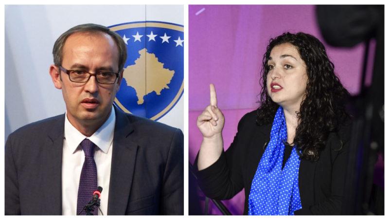 Largimi i Vjosa Osmanit? Hoti: Partia e ka privilegjuar, një ditë do kthehet, derën e ka hapur