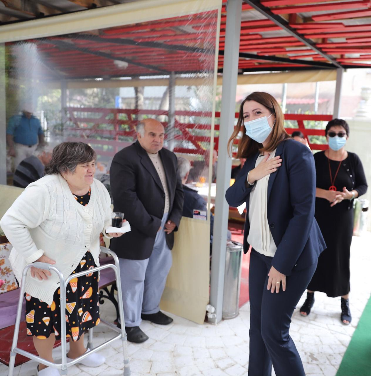 Manastirliu:Vaksinim falas për të moshuarit dhe stafet e qendrave të kujdesit social
