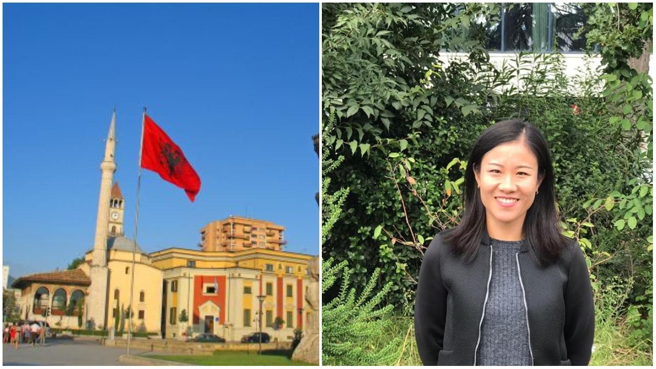 Jeta e një kinezeje në Tiranë/ Njihuni me Tingën, vajzën që dashuria e solli në Shqipëri!