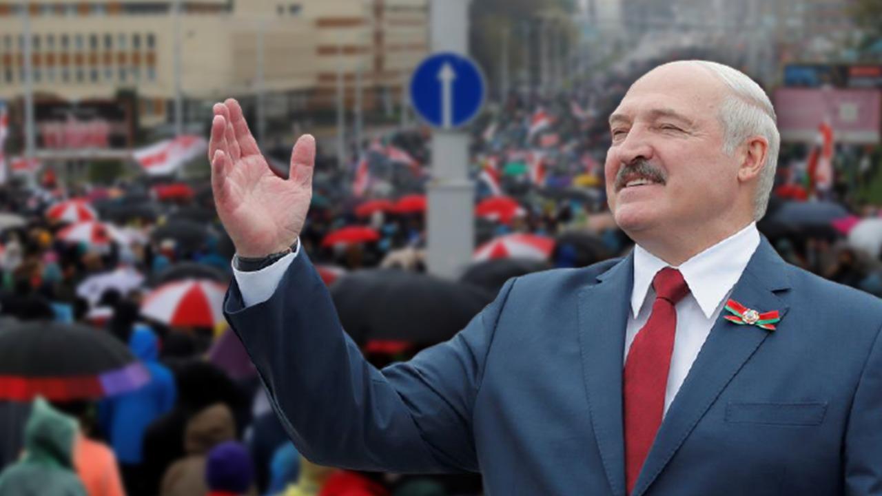 """""""Çmendet"""" Lukashenko, lejon policinë të përdorë armë luftarake mbi protestuesit"""