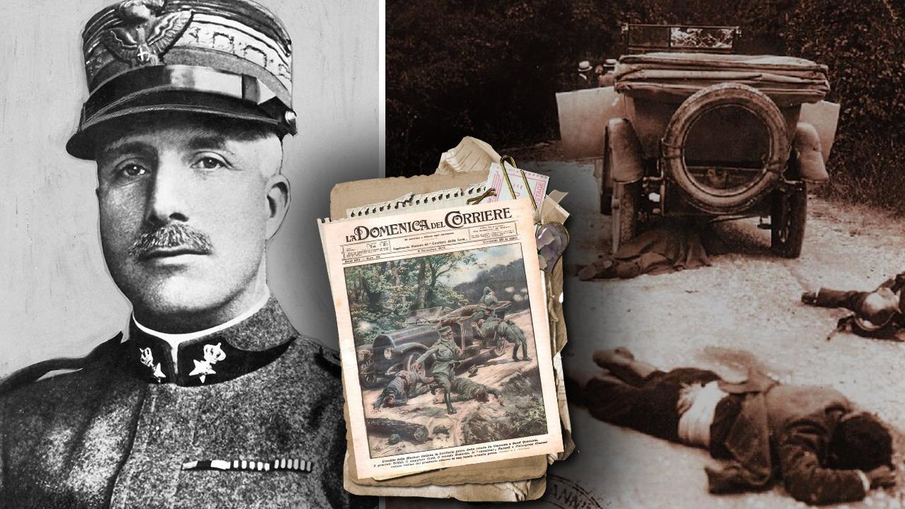 Abc/Story: Vrasja greke e Gjeneralit Telini që shihte shqiptarët deri në Janinë e Çamëri