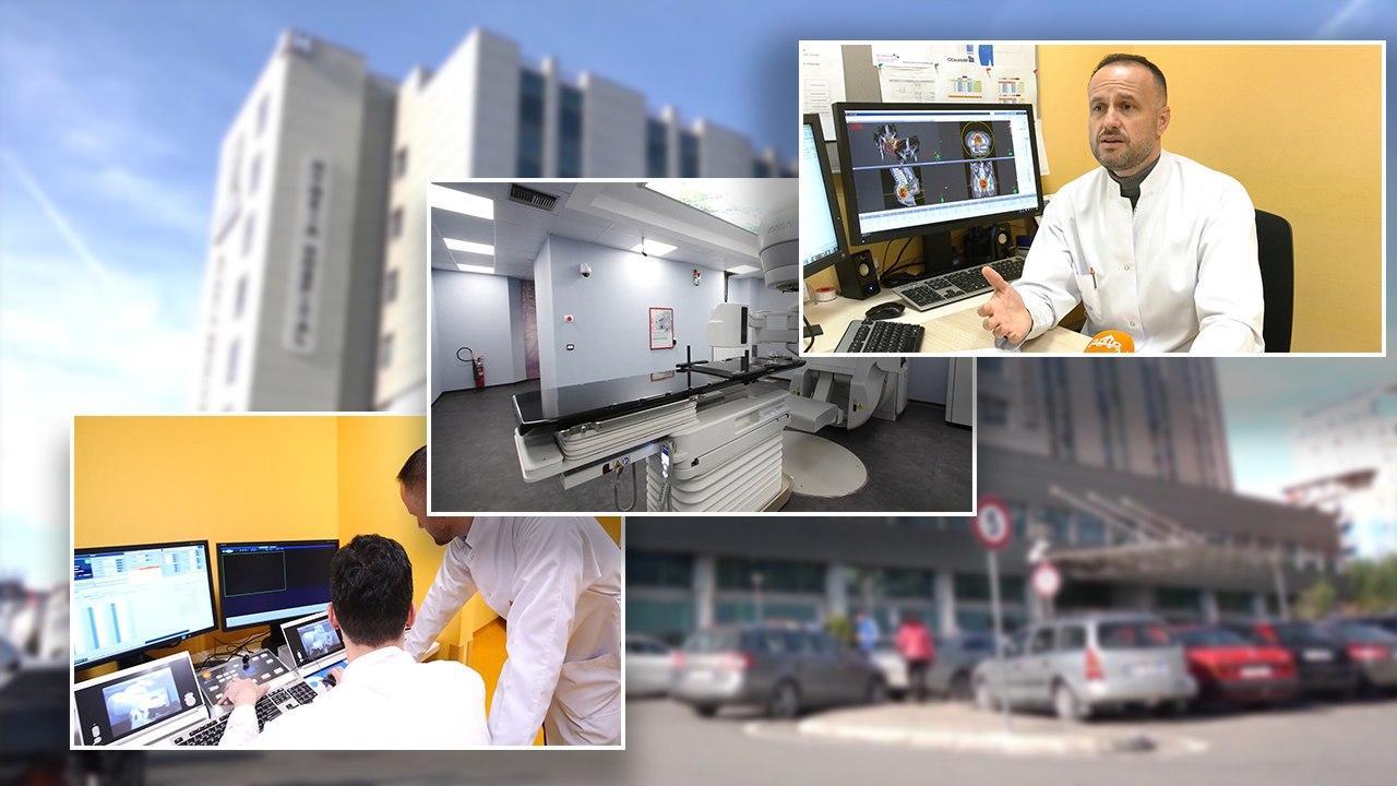Trajtimi me radioterapi në spitalin Hygeia, aparaturat bashkëkohore, sukses i garantuar për pacientët