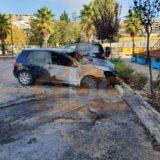 Digjen dy makina në Vlorë, dyshimet e para