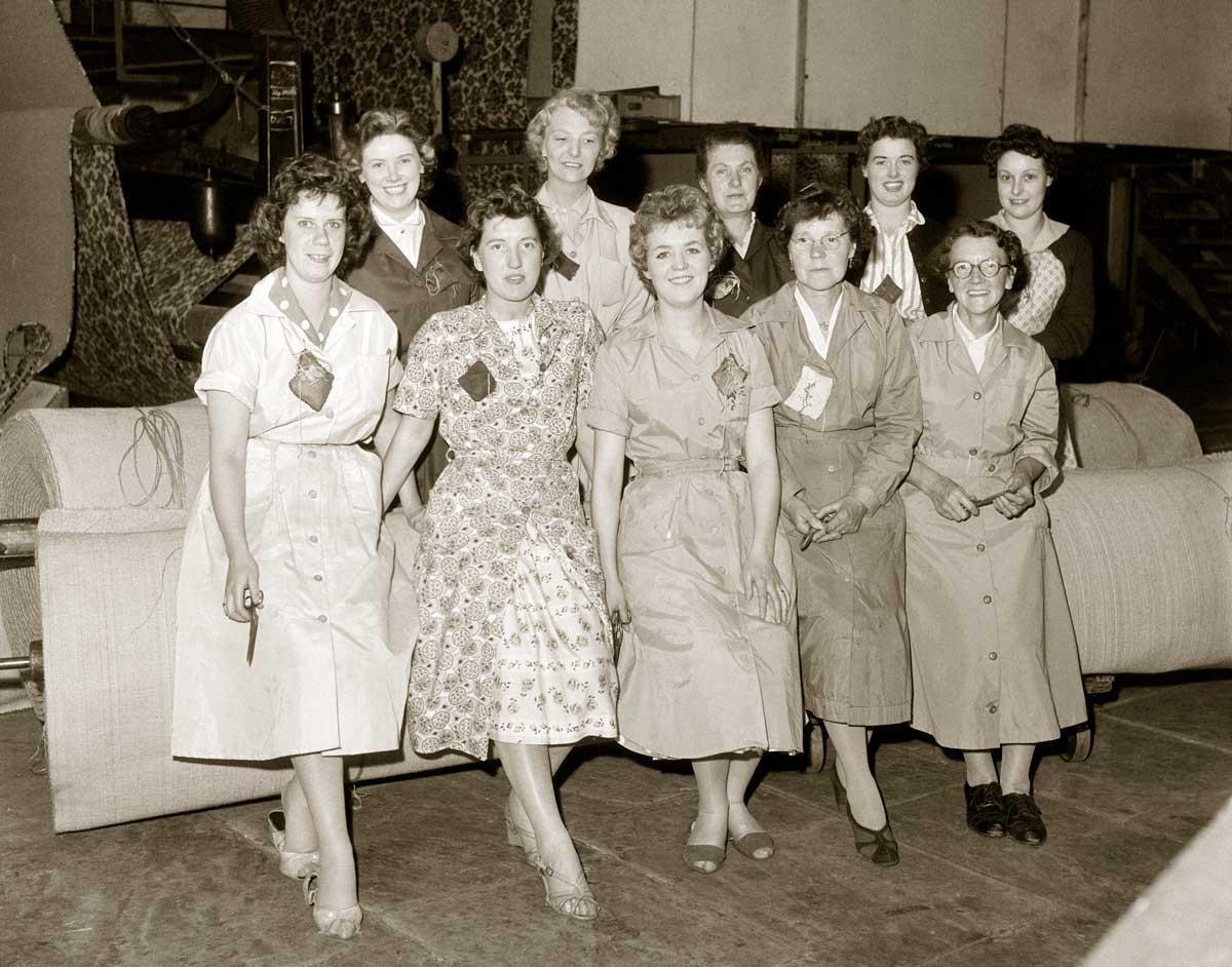 Fenomeni i grave që punojnë, kthesa e madhe nisi në vitin 1950