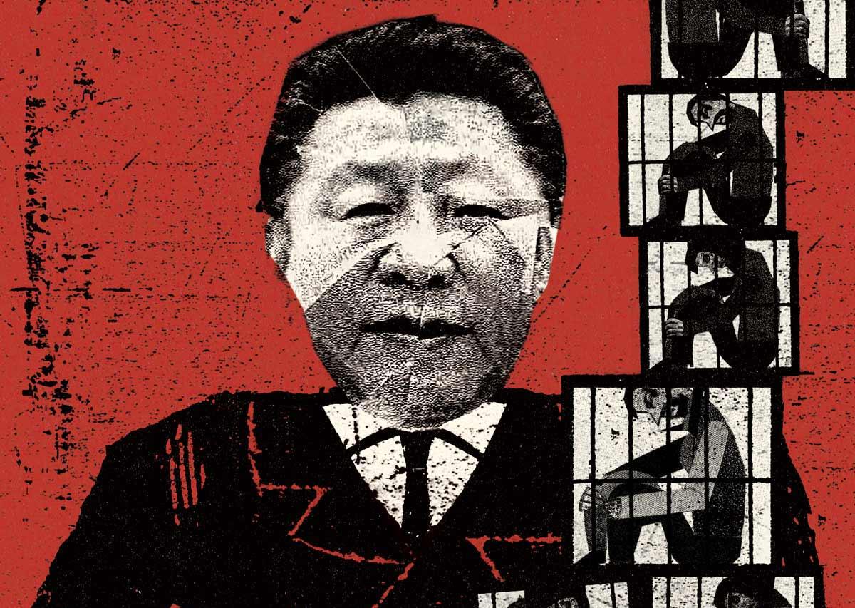 Ujgurët e Kinës, shtypja e tyre në rajonin Xinjiang ka rrënjë të thella historike