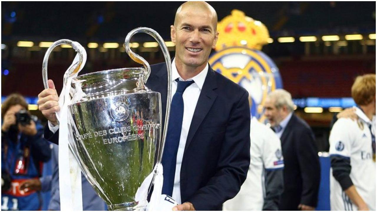 Zidane: Duam titullin dhe Champions League, garë deri në frymën e fundit
