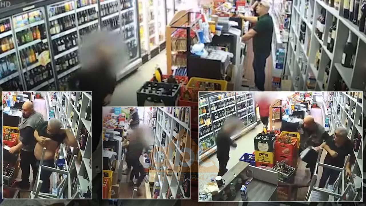 VIDEO/ Xheloz për një nga punonjëset, shqiptari sulmon me thikë pronarin e marketit në Gjermani