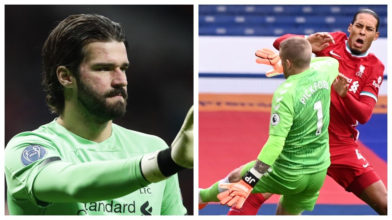 Ndërhyrja e Pickford ndaj Van Dijk, Alisson: Ishte e panevojshme në atë moment