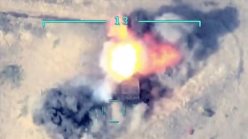 Lufta në Kaukaz, Azerbajxhani shkatërron 2 sisteme raketore  të Armenisë