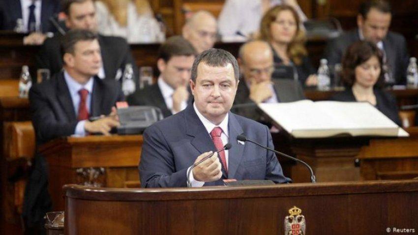Ivica Daçiç zgjidhet kryetar i Kuvendit të Serbisë