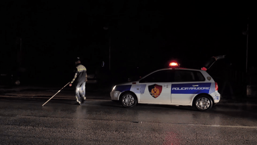 Përplasen tre automjete në Fushë-Prezë, gjashtë të lënduar