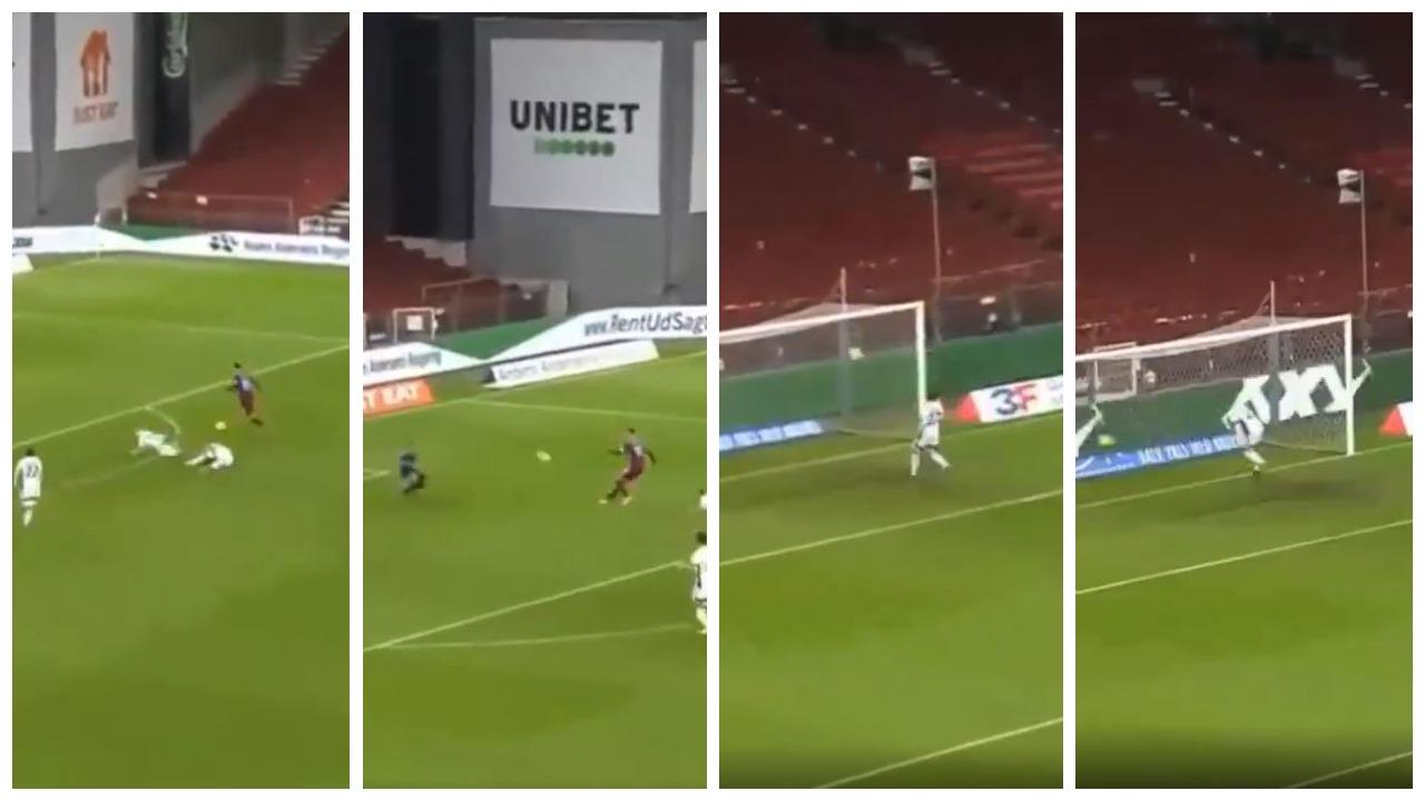 VIDEO/ Goli më aksidental i të gjitha kohërave shënohet në Europa League