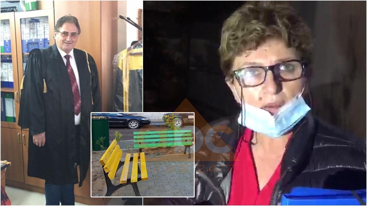 Sherri për dy stola në Lezhë, policia: Avokati u arrestua pasi goditi dhe i grisi bluzën efektivit