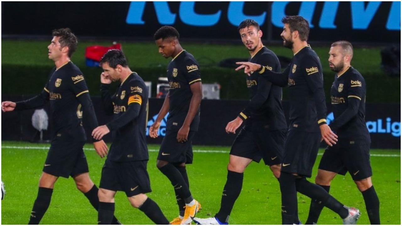 """""""Po vuaj shumë"""", lojtari i Barcelonës i dërrmuar pas dëmtimit të radhës"""