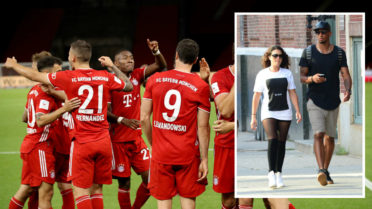Akuzohet se dhunoi partneren, ylli i Bayern rrezikon 5 vite burg