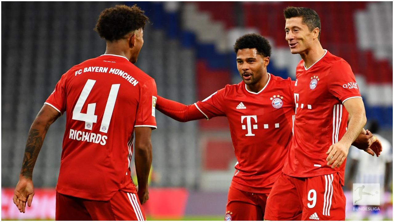 Prapaskena e merkatos, ja pse Bayern dështoi të marrë një mbrojtës të djathtë