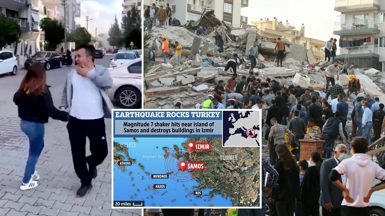 Në zonën më të goditur në Turqi, shqiptarja për Abcnews.al: Po nxjerrin njerëz të gjallë nga rrënojat