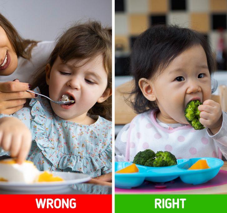 Disa këshilla si ta bëni fëmijën tuaj të hajë ushqim të shëndetshëm