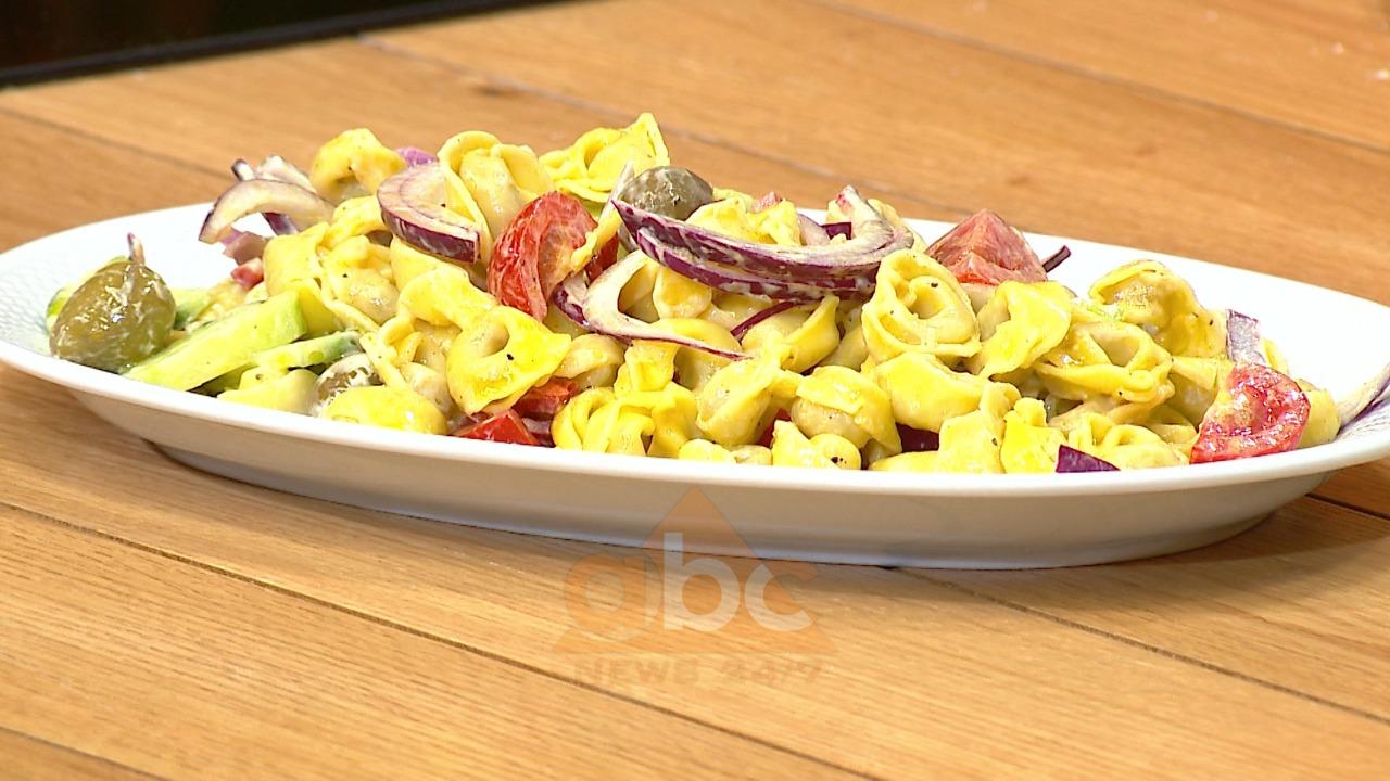 Tortellini të ftohta – Receta nga Florenca Reçi