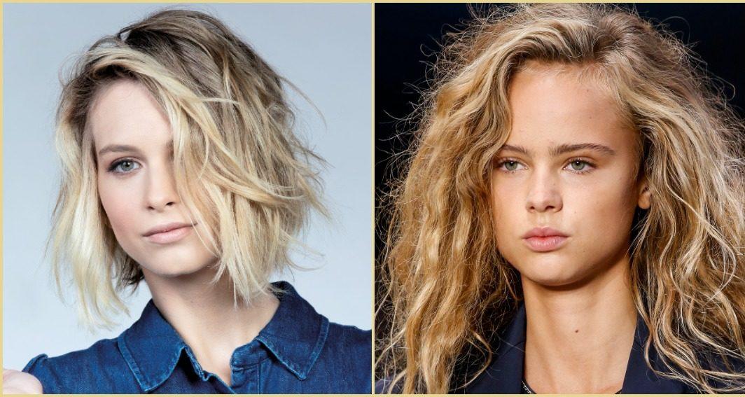 Flokët bjonde: Idetë dhe prerjet më të bukura për t'u frymëzuar