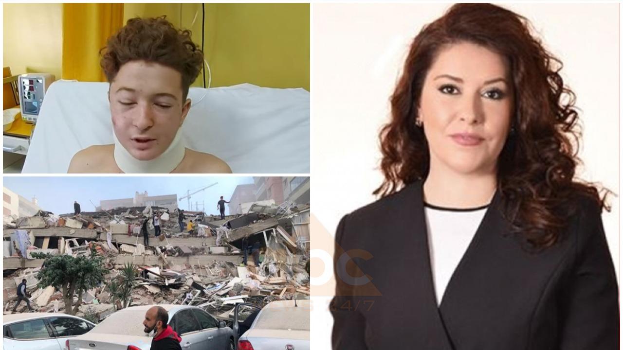 U plagos nga tërmeti, fëmija shqiptar në Greqi: Me pak durim gjithçka do të kalojë