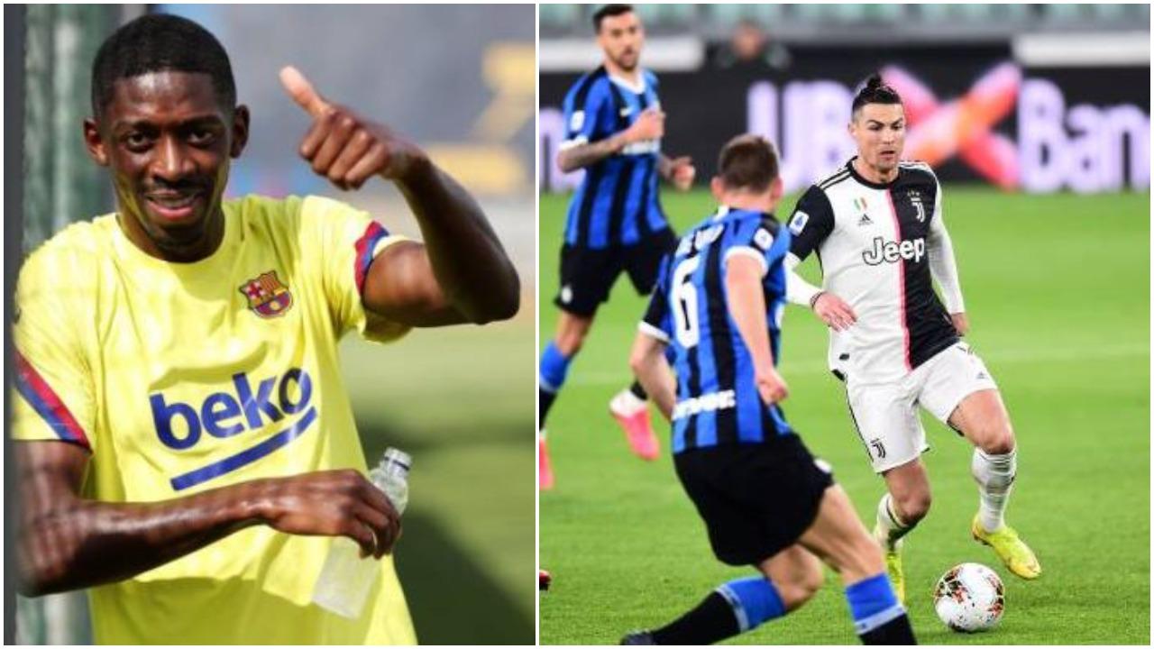 Refuzoi Mancester United, Dembele projekton transferimin në Serie A