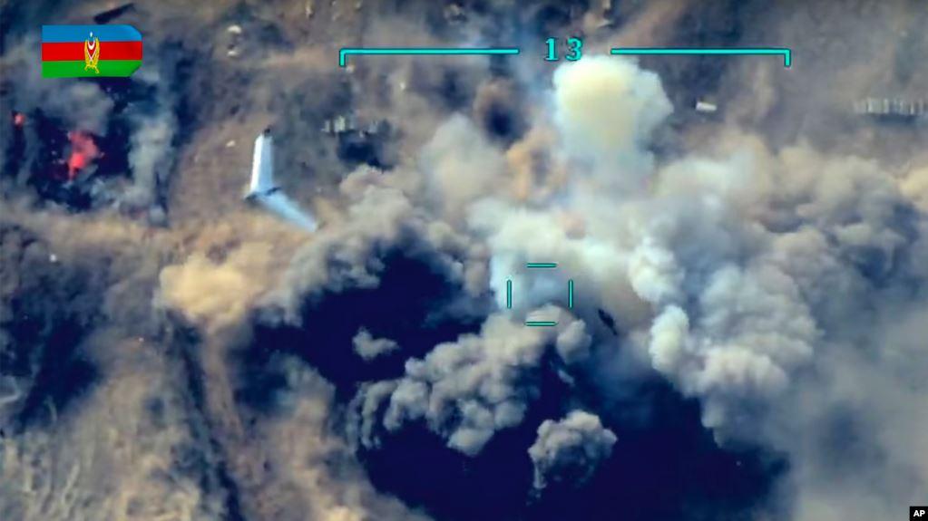 Konflikti në Nagorno-Karabakh dhe dronët e prodhuar në Turqi