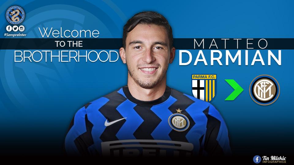 Zyrtare: Inter përforcon mbrojtjen, Conte ribashkohet me Darmian