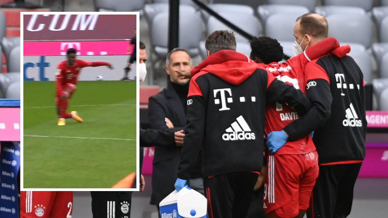 VIDEO/ Lewandowski zhbllokon ndeshjen, dëmtim i frikshëm i Davies