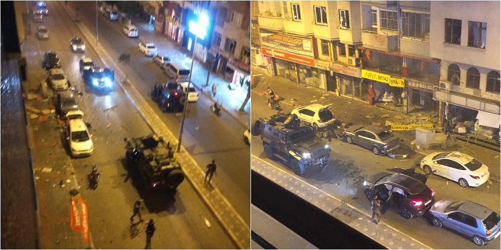 Shpërthim i fuqishëm në Turqi, dyshohet për sulm terrorist