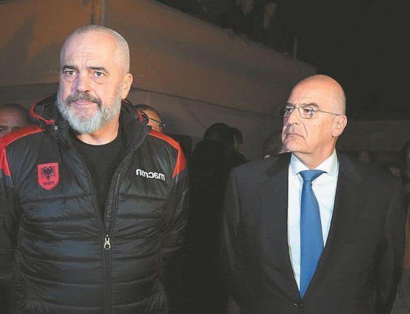 """Çështja e """"Kufirit Detar"""", Ministri Dendias vizitë zyrtare në Tiranë, zbardhet axhenda"""