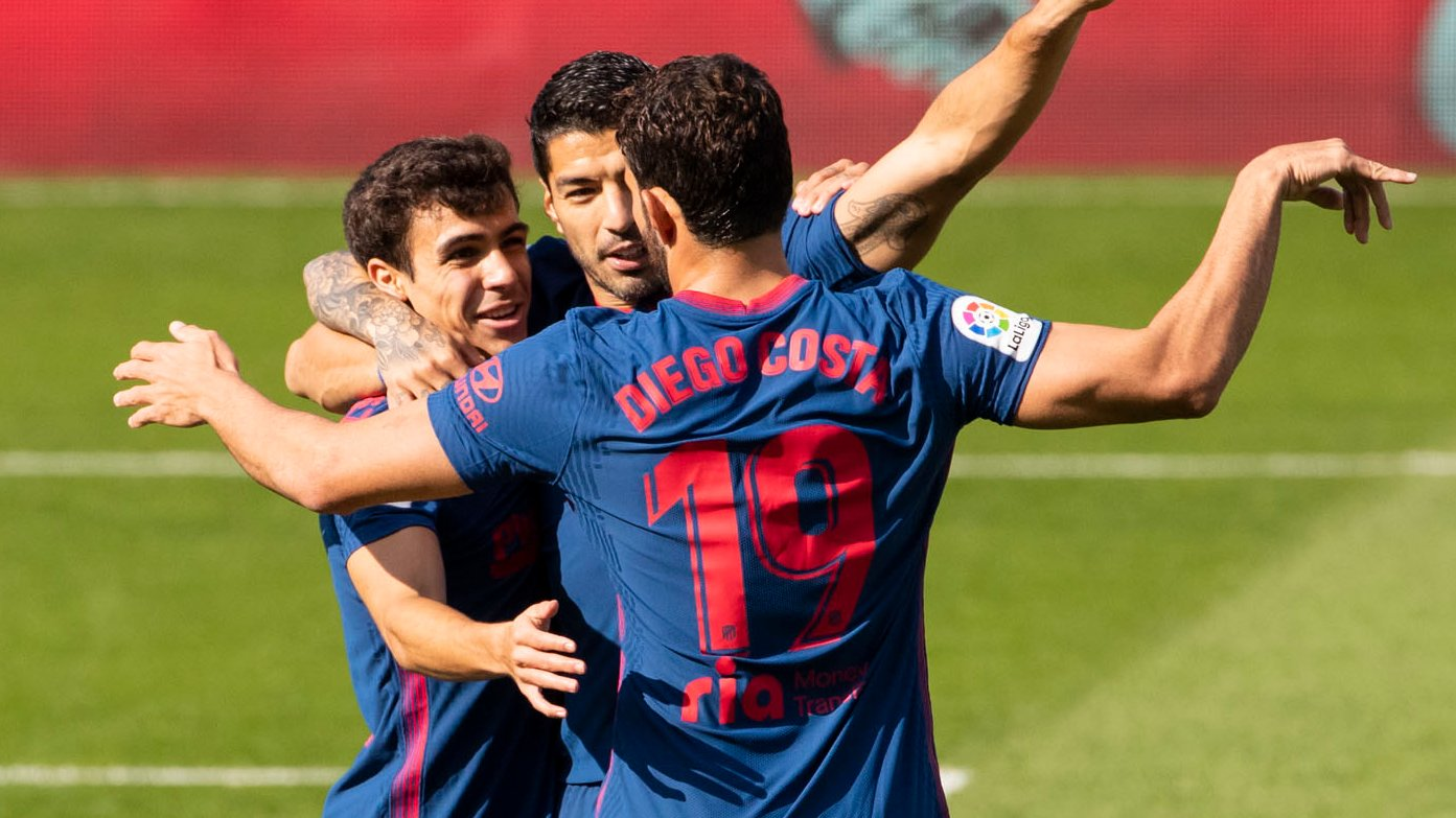 "VIDEO/ Suarez goledaori i ri i Atleticos, Celta Vigo ""qan"" rastet e humbura"