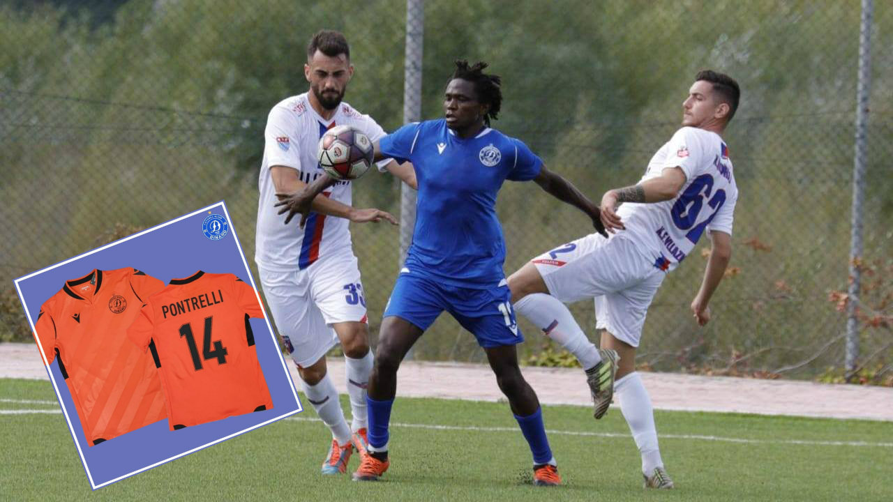 Dinamo bëhet edhe portokalli, prezanton fanellën e tretë