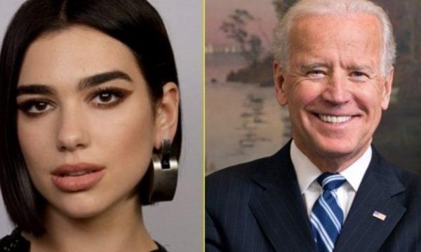 Dua Lipa përkrah Joe Biden: Na mbështeti kur Kosova u përball me një katastrofë njerëzore