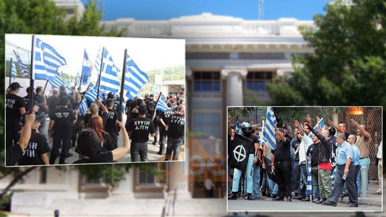 Agimi i Artë shpallet organizatë kriminale, shpërthejnë trazirat para gjykatës në Athinë