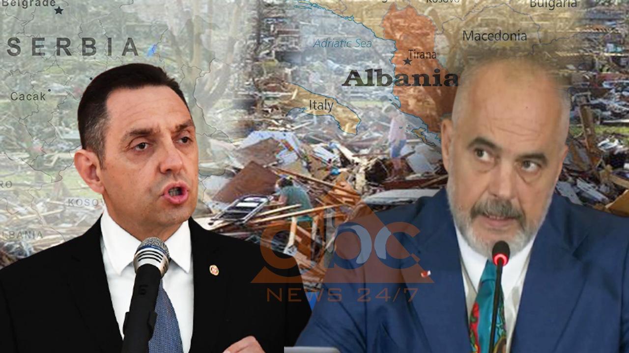 Deklaratat fyese të Vulin, Rama: Fatkeqësi natyrore, notë proteste Serbisë, të na kërkojnë falje