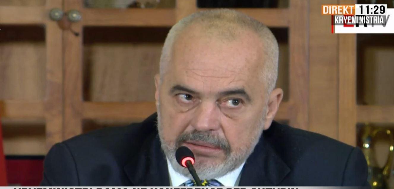 """Rama për """"Detin"""": Çështjen e hapi Shqipëria, marrëveshja e parë u bë nga plaçkitësit e vendit"""