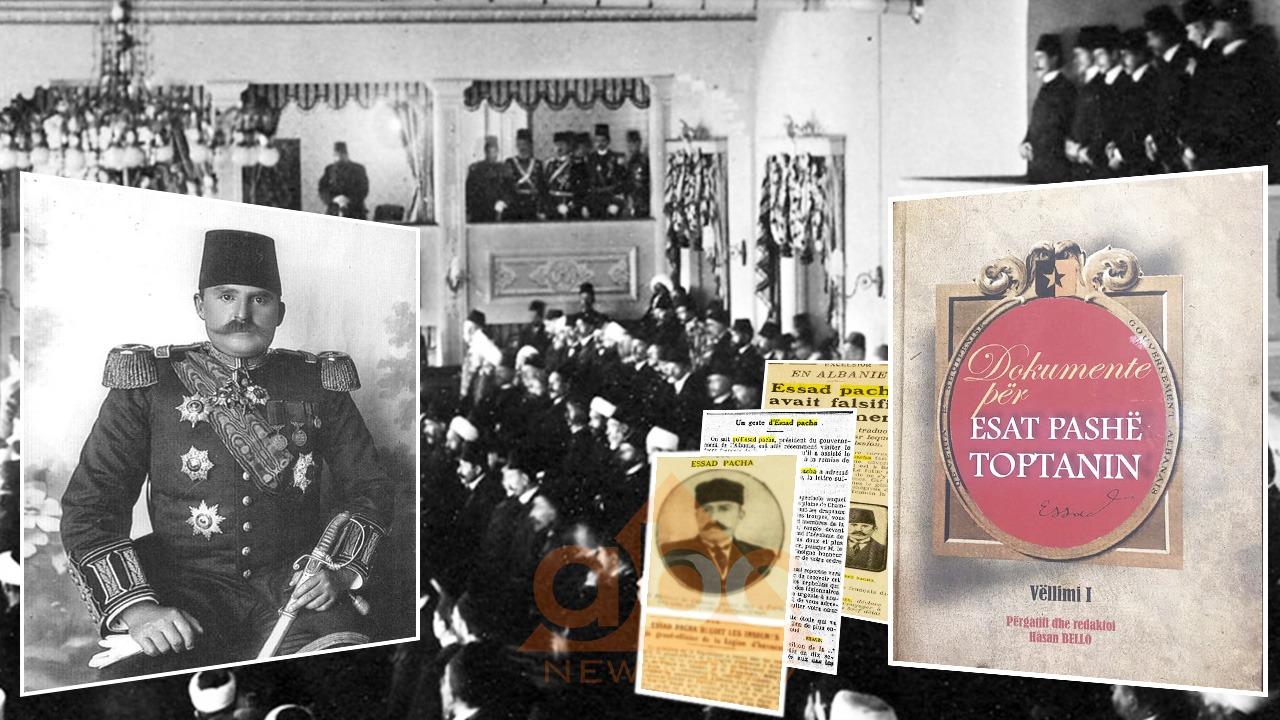 Zbulohet fjalimi i Esat Pashës në Parlamentin Osman: Kryengritjet dhe ngjarja e pazakontë në Shkodër