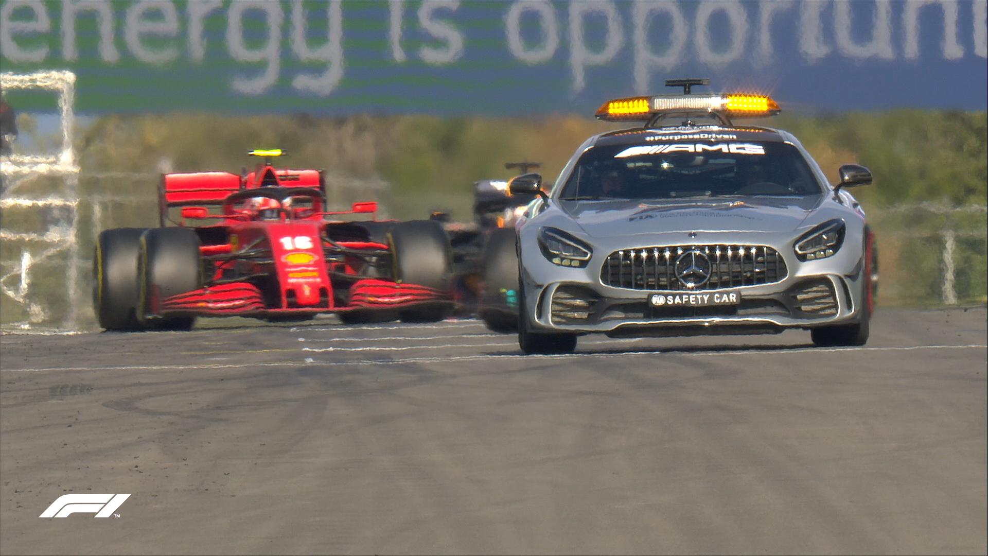 """""""Finish"""" dramatik në Formula 1, Hamilton merr triumfin historik!"""