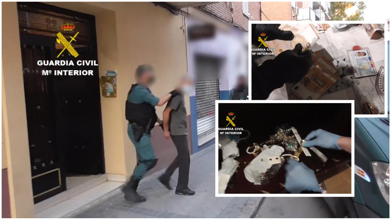 Pronarët në gjumë me dritare hapur! Shqiptarët bëjnë kërdinë në Madrid me bizhuteri dhe euro