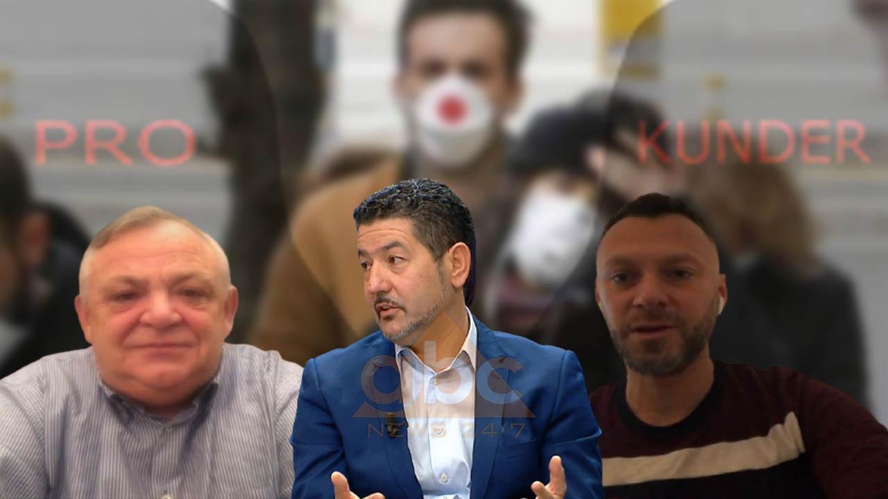 Mbajtja e maskës/ Paralajmëron Arben Gjata: Mos e politizoni, marsi do jetë shumë kritik