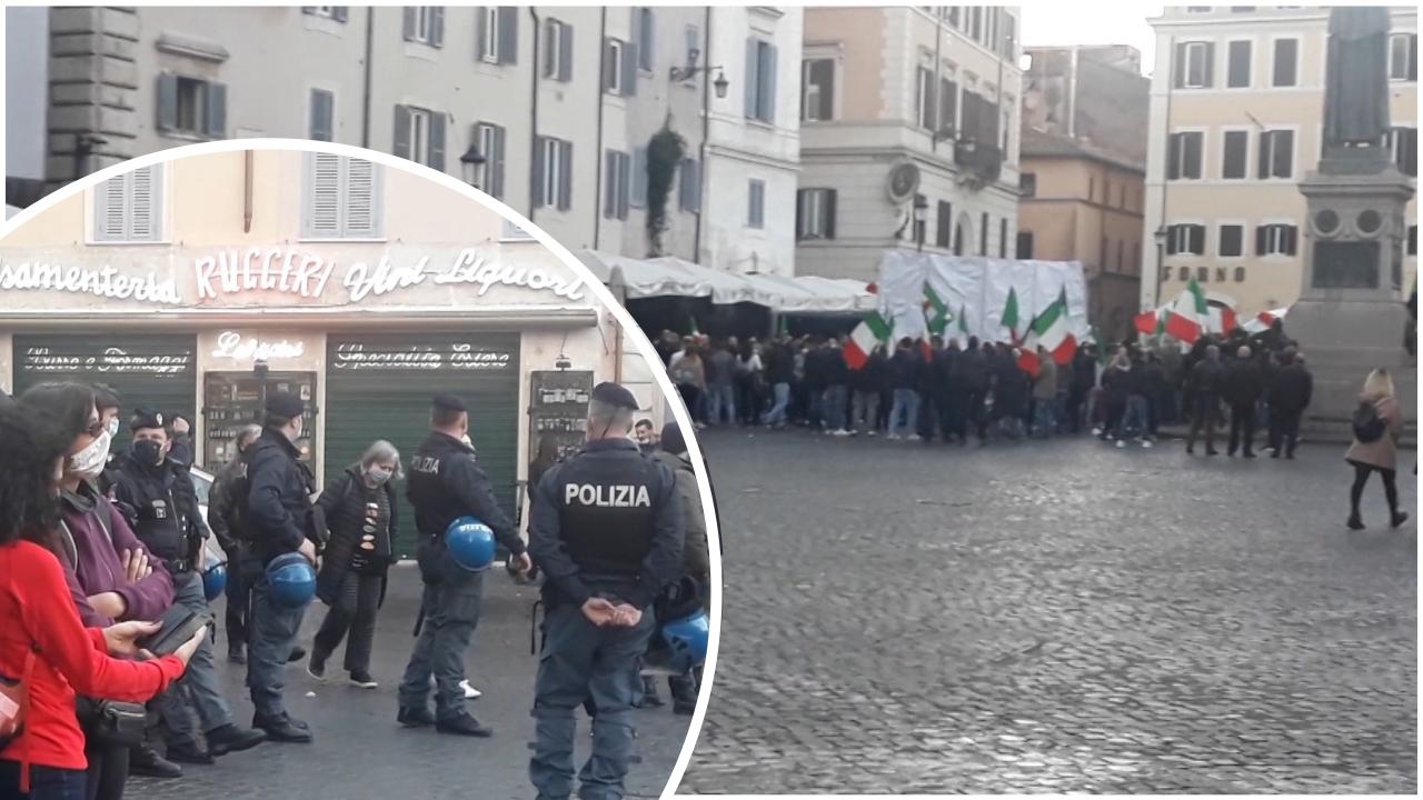Masat shtrënguese shkaktojnë trazira në Itali, qytetari shqiptar për ABC: Huliganët po plaçkitin dyqanet