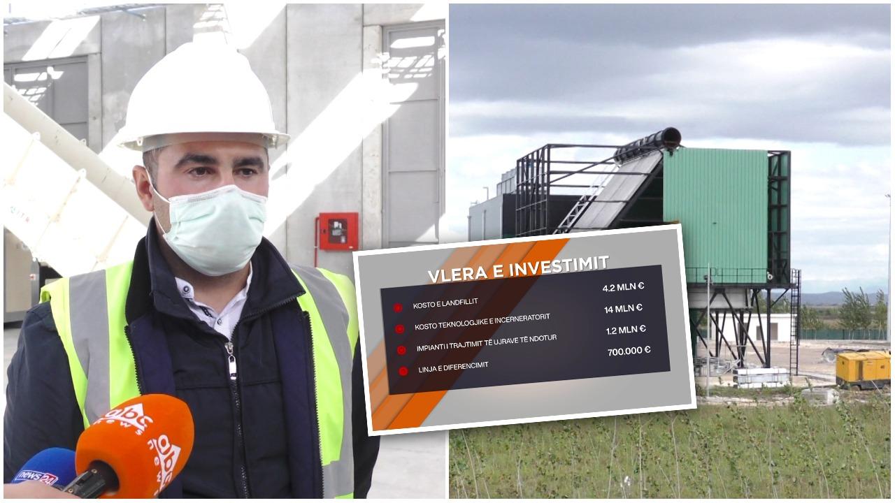 Fier, inceneratori i përpunimit të mbetjeve, punimet drejt mbylljes, kompania u përgjigjet akuzave të PD