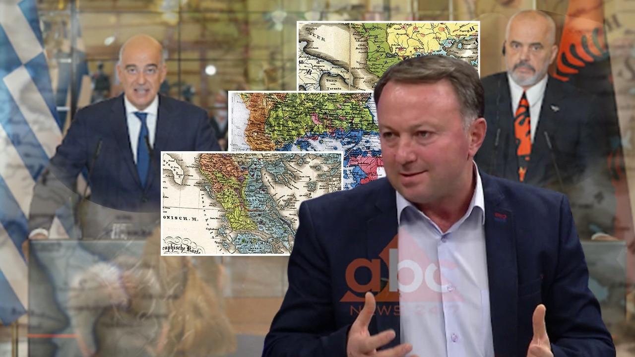 """""""Pse nuk duhet të dorëzohemi për Çamerinë"""", gazetari publikon hartat: Territoret deri në Prevezë"""