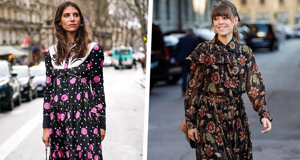 Lulet mbeten trend dhe në vjeshtë: Modelet e fustaneve që do t'i dashuroni