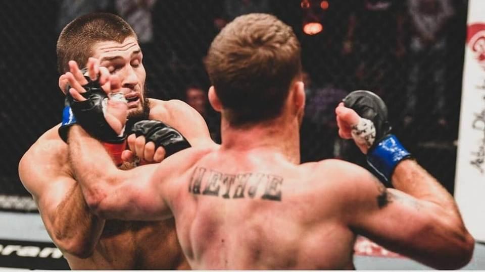 """Shifra e çuditshme: Khabib-Gaethje, pse të fiksuarit e UFC e """"tradhtuan"""""""