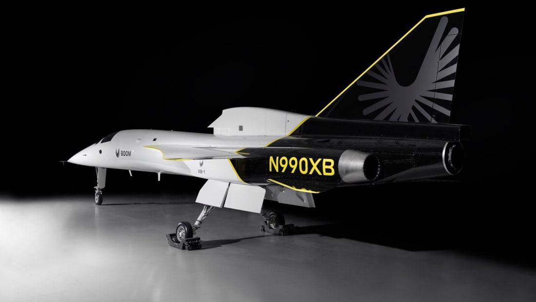 """""""Boom"""" bën revolucion, zbuloni avionin më të shpejtë në botë"""
